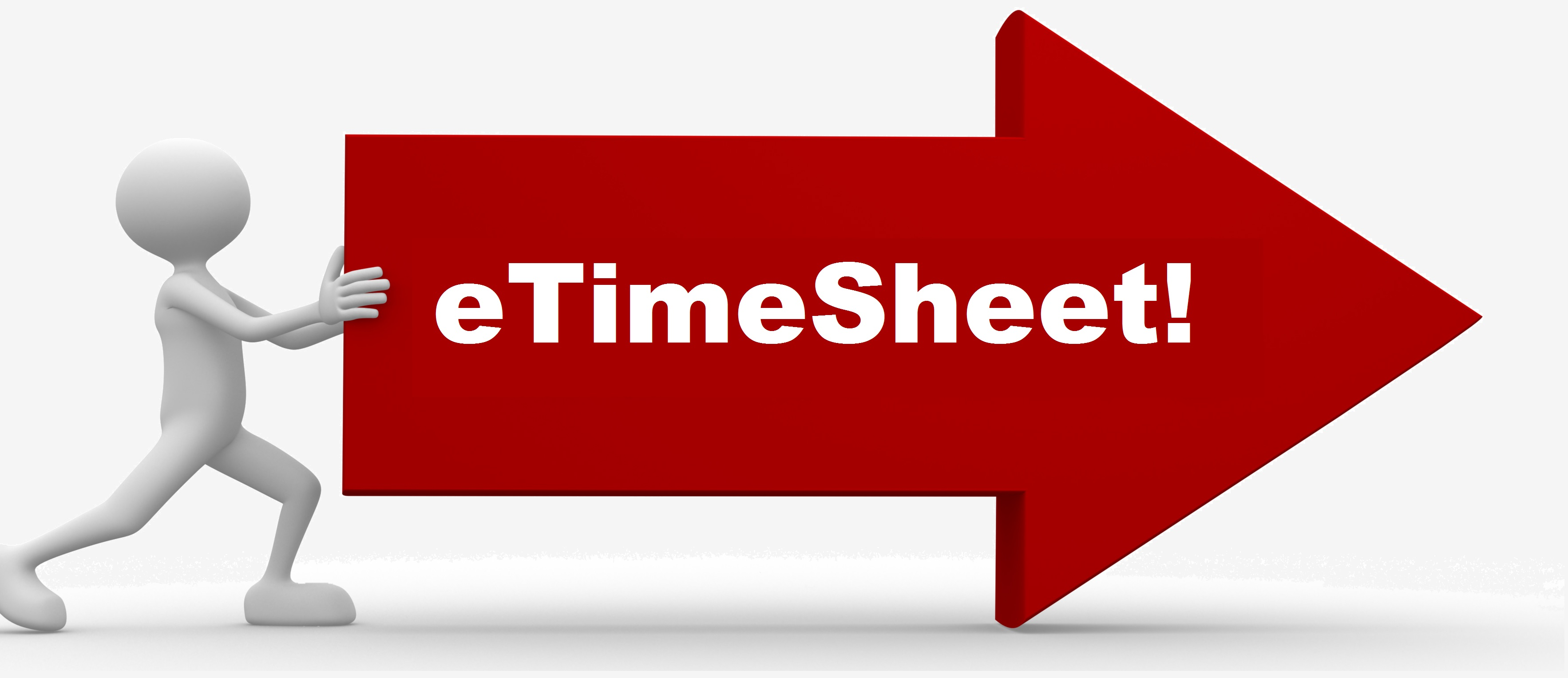 eTime Sheets are here